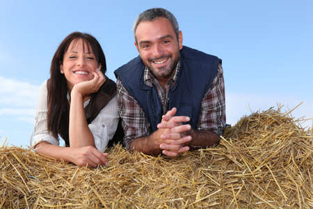 chequered: Farmers