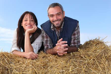 agriculturalist: Farmers