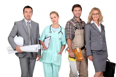 professions: Carreras