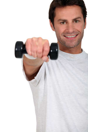 exercising Stock Photo - 11824163