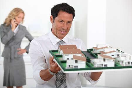 Property development consultant Stock Photo - 11843823