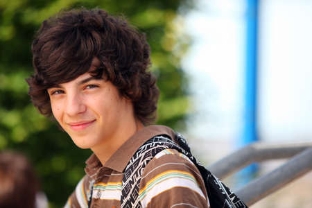 teenager posing Stock Photo - 11843851
