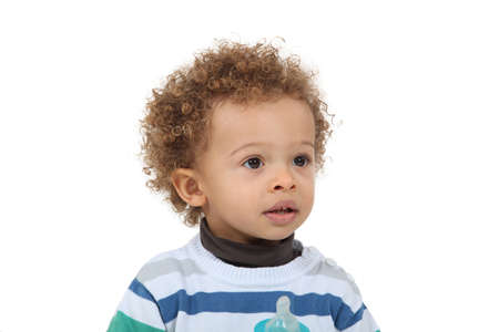 caucasian race: Toddler