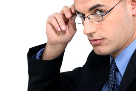 Portrait of businessman Stock Photo - 11912802