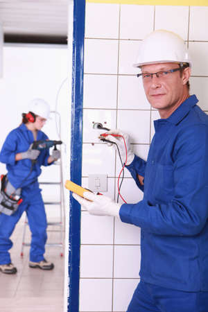 wireman: Electrician