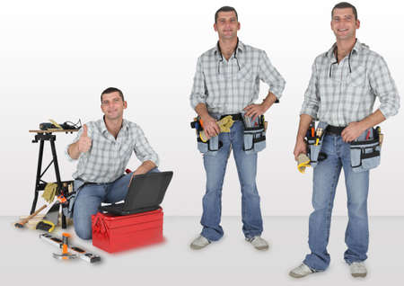 craftsman Stock Photo - 11934947