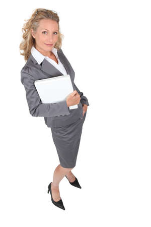 portrait of a businesswoman Stock Photo - 12007763