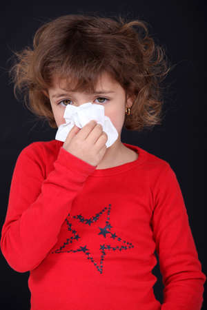 bad hygiene: I caught a cold