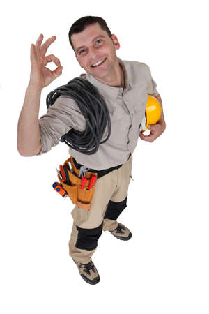 OK from an electrician photo
