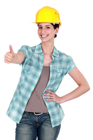 Encouraging women Stock Photo - 12092818