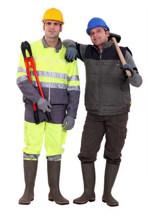 sledge hammer: Builder partnership
