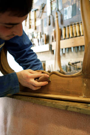 Furniture maker photo