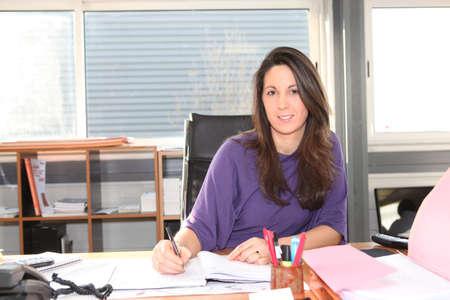 sirvientes: Una mujer en el trabajo