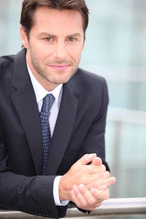 A businessman photo