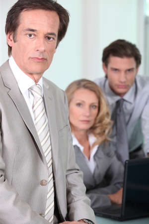 Business director Stock Photo - 12251949