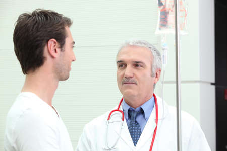auscultation: At the doctor