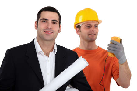 reforming: Architect and electrician
