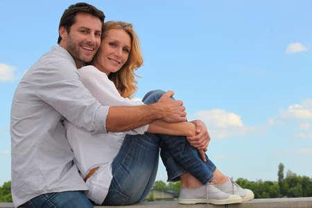 accomplices: Portrait of a couple