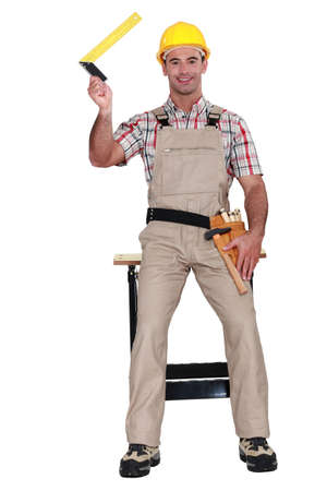 foremaster: Happy carpenter
