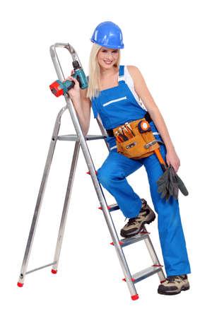 Female DIY Stock Photo - 12905972
