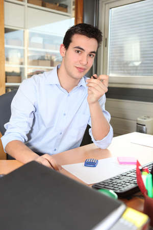 accountancy: Trainee in accountancy
