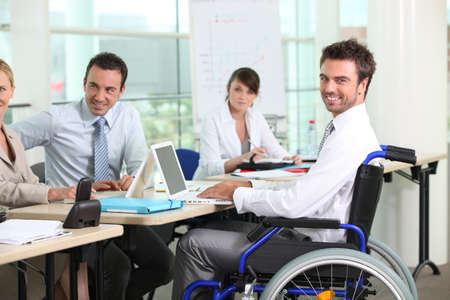 Business meeting Stock Photo - 12913949