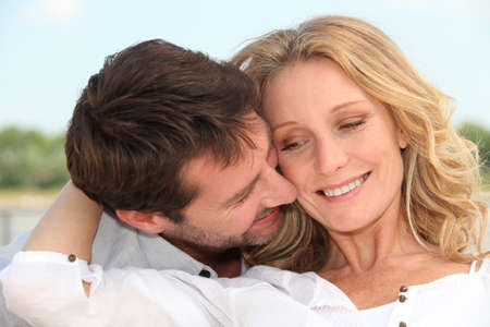 A moment of tenderness Stock Photo - 12728939