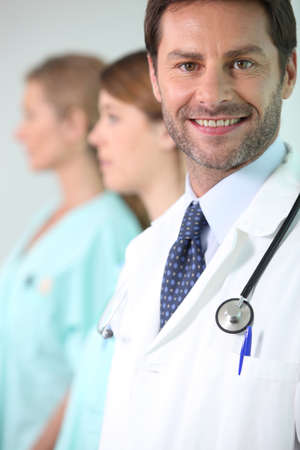 Medical staff Stock Photo - 12915211