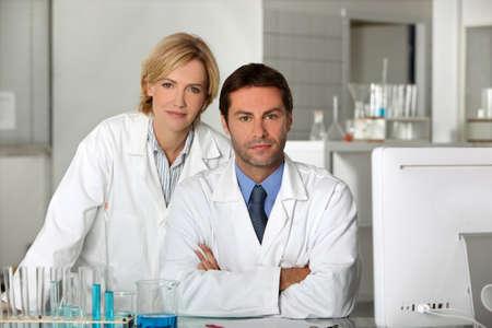 scienziati: Gli scienziati