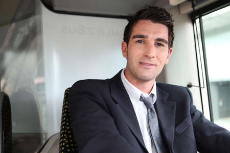 bus driver: Conductor de autob�s