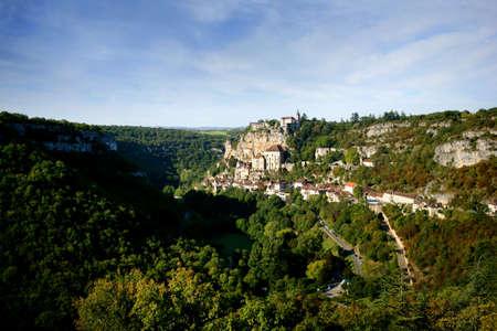 French village Stock Photo - 13169657