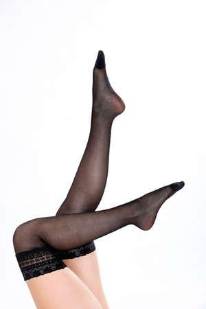 Feminine legs
