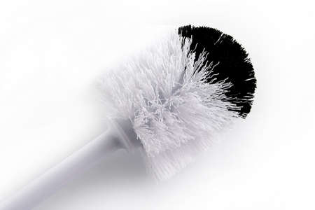 toilet brush: Toilet brush