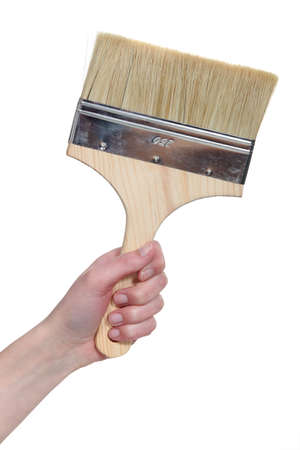 Upholstery brush Stock Photo - 13378865