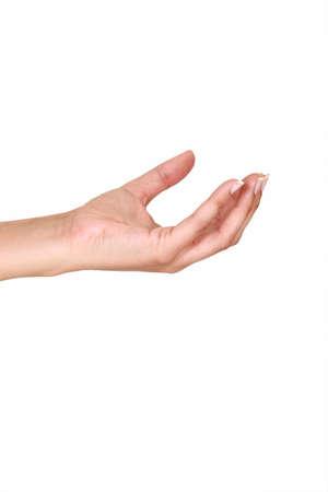 Hand grabbing Stock Photo - 13377094