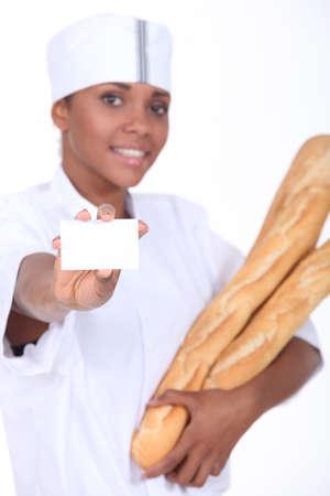 baker Stock Photo - 13378315
