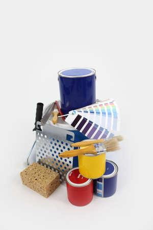 triad: Pots of paint