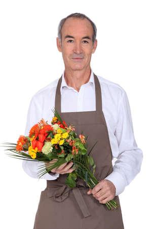 median age: Experienced Florist