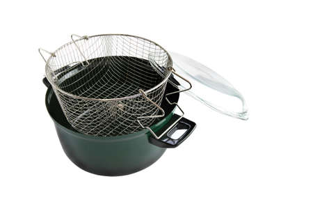 fryer: Deep fryer basket