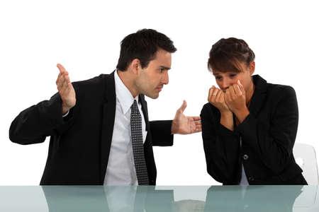 mourn: Disputes at work