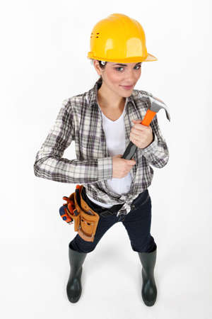 laborer: Female laborer