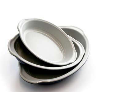 Empty cookware Stock Photo - 13584467