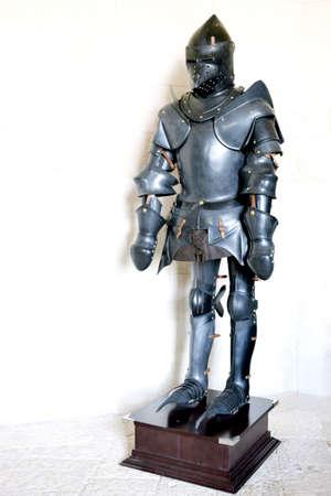 Suit of armor Stock Photo - 13621802