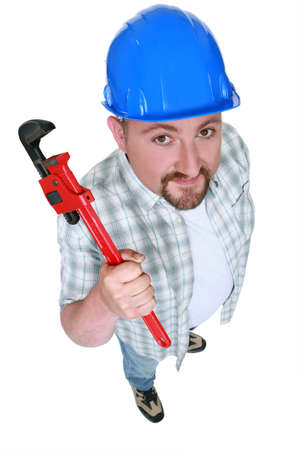 modifiable: Builder with an adjustable wrench