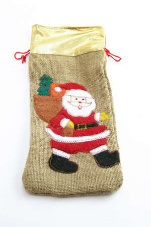 Christmas stocking Stock Photo - 13645669