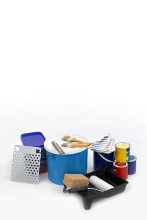 Decorating materials Stock Photo - 13712050