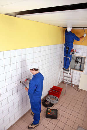 electricista: Electricistas