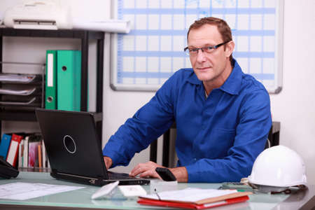 plumbing accessories: Managing professional office