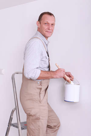 Painter Stock Photo - 13811322