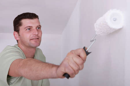 extensible: Painter with roller